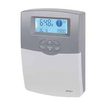 Solar panel kontrolny podgrzewacza wody SR501 (stary SR500 aktualizacja) 4 klasy wyświetlacz poziomu wody do bezciśnieniowych słoneczne podgrzewacze wody tanie i dobre opinie Podgrzewacz wody controller