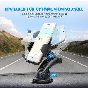 Image 2 - ステアリング輪 MCM12 mpow 自動車電話ホルダーグリッププロ 2 ダッシュボードアジユニバーサルクレードルホルダー用スタンド携帯電話