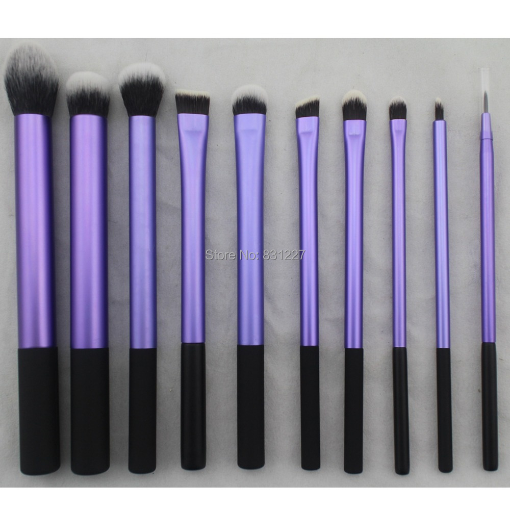good quality makeup brushes. aliexpress.com : buy sedona amazing 20 pieces soft hair dense purple makeup brush complete set professional high quality cosmetics for gift from good brushes