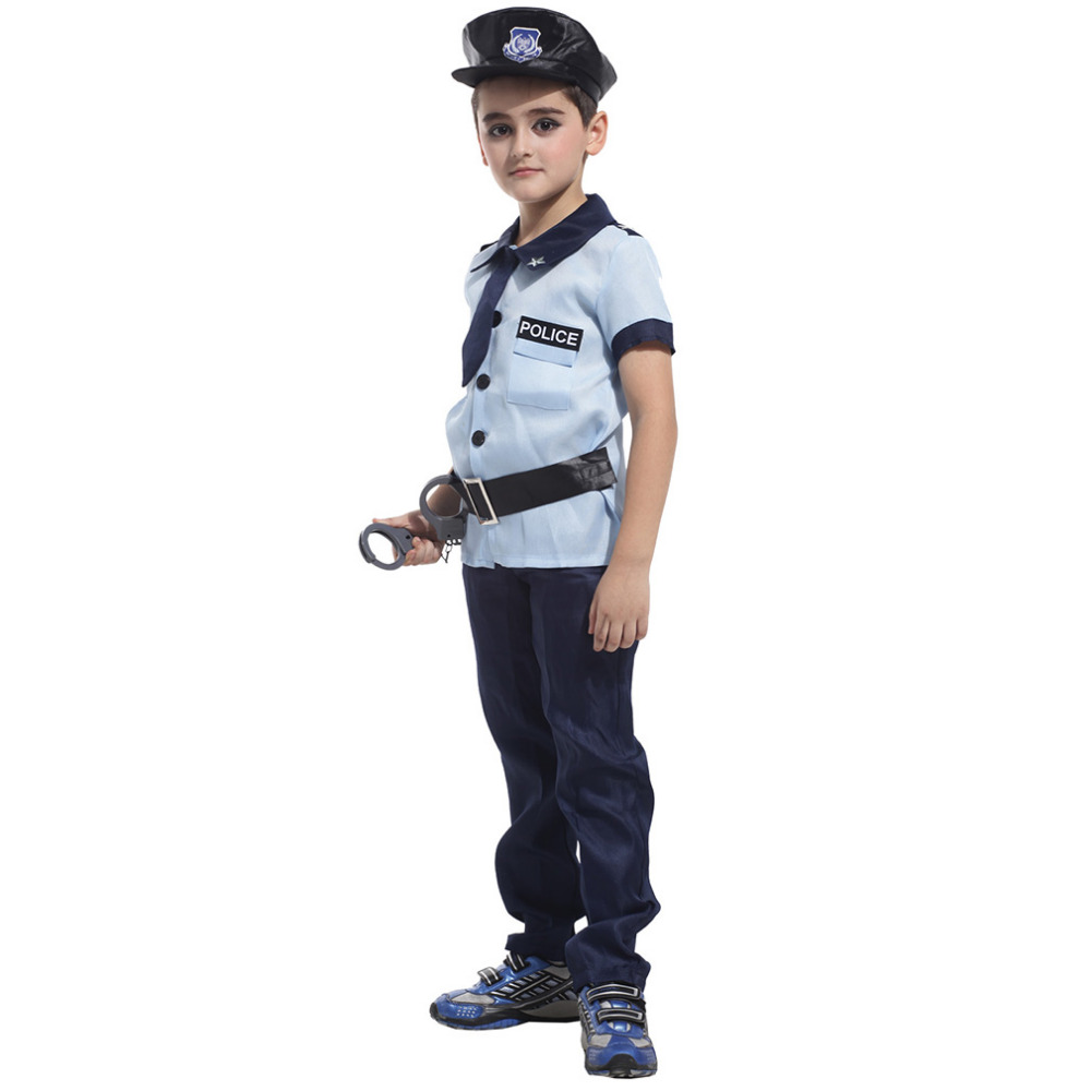 police uniform for kids chinese goods catalog chinaprices net