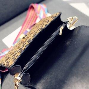 Image 5 - KMFFLY borse di lusso invernali donna famose borse da donna di marca fiori eleganti borse a quadri borsa a tracolla a tracolla sac a main