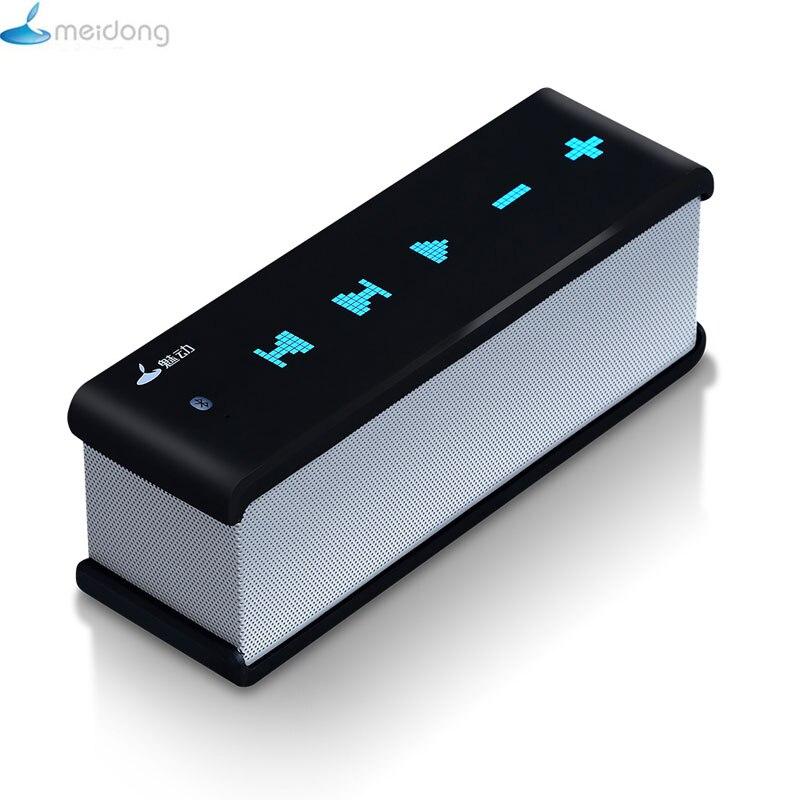 Meidong QQ2 Mini kaasaskantavad Bluetooth-kõlarite stereo traadita - Kaasaskantav audio ja video - Foto 1