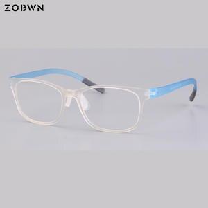 7e76cc077f ZOBWN Men Optical Eyeglasses women Glasses Frame