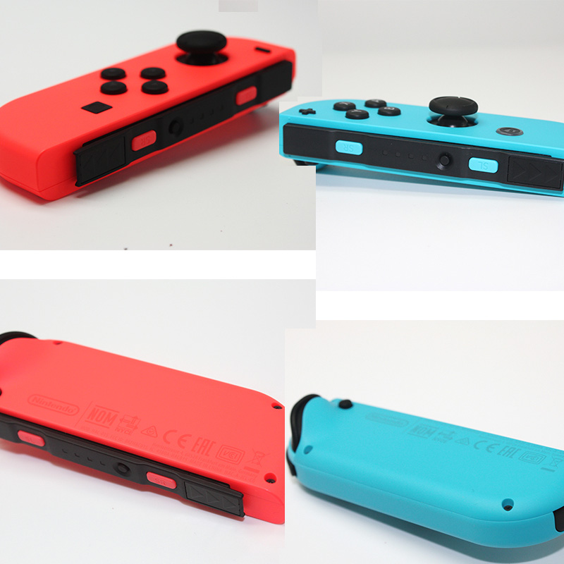 90 new Original Red Blue For Switch NS L R Right Left Joy Con Controller Gamepad