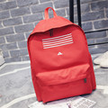 2017 Male and Female Couple School Backpack Hot SELL Schoolbag Man Woman's Bag Feminina Backpack