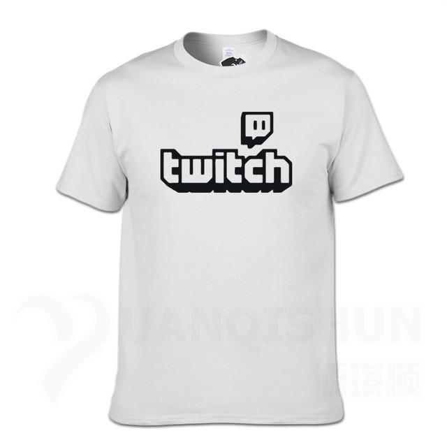 Twitch Tv Tshirt Purple...