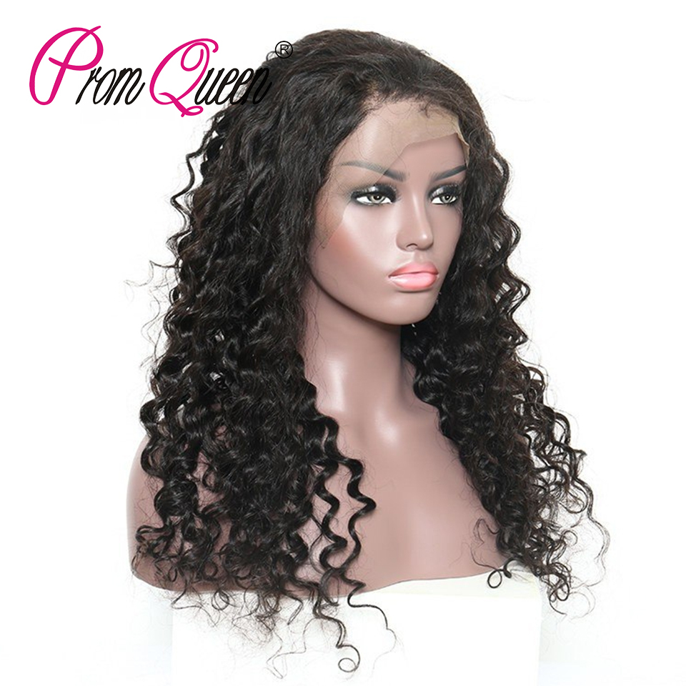 Brazilian Hair Lace Front Human Hair Wig For Black  Women Loose Wave Hair 13x4 Lace Front Wigs 8-26 Inches Free Shipping