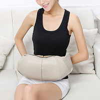 Hot Selling 1PC Electrical Shiatsu U Shape Neck Back Shoulder Body Massager Infrared Heated Kneading Car