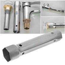 Труба гаечный инструмент для ремонта шестигранный ключ кольцо торцевой гаечный ключ с храповым механизмом раковина с шестигранной головкой ls'd инструмент