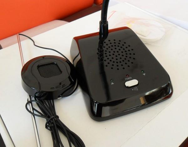 full-deplex interphone