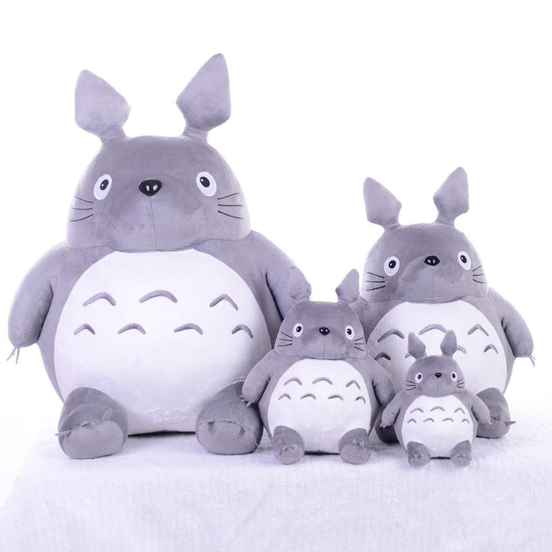 New toy cartoons of Hayao Miyazaki Totoro plush toy doll children creative Toys Totoro for children