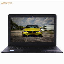 Amoudo 14 inch 8 ГБ RAM + 120 ГБ SSD Intel Core i5-4200U/4210U/4250U CPU Windows 7/10 система Ультратонкий Ноутбук Ноутбук