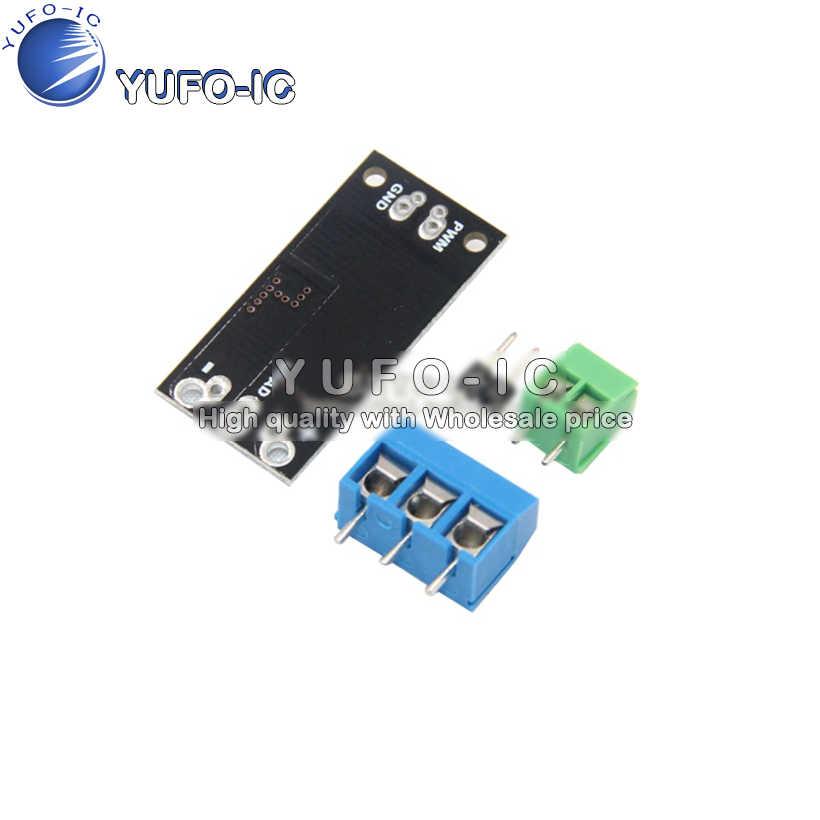 Изоляционная МОП-транзистор MOS трубка с полевым эффектом модуль вместо реле FR120N LR7843 D4184 AD4184
