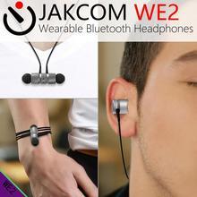 JAKCOM WE2 Wearable Inteligente Fone de Ouvido venda Quente em Acessórios como powerbank zegarek relógio Inteligente