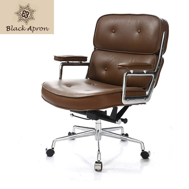 TOIN Office Chair Poltrona Fauteuils De Bureau Leather Executive Home Boss  Furniture Ergonomique Meuble Silla Oficina Chairs 68