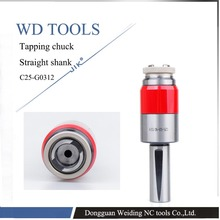 C20 C25 G0312 robust construction  Floating TER Tapping Collet Chuck Holder CNC quickly change tool holder 1pc c10 c12 c16 c20 c25 straight collet milling chuck holder forer8a er16a er20a collet 100mm 150mm length