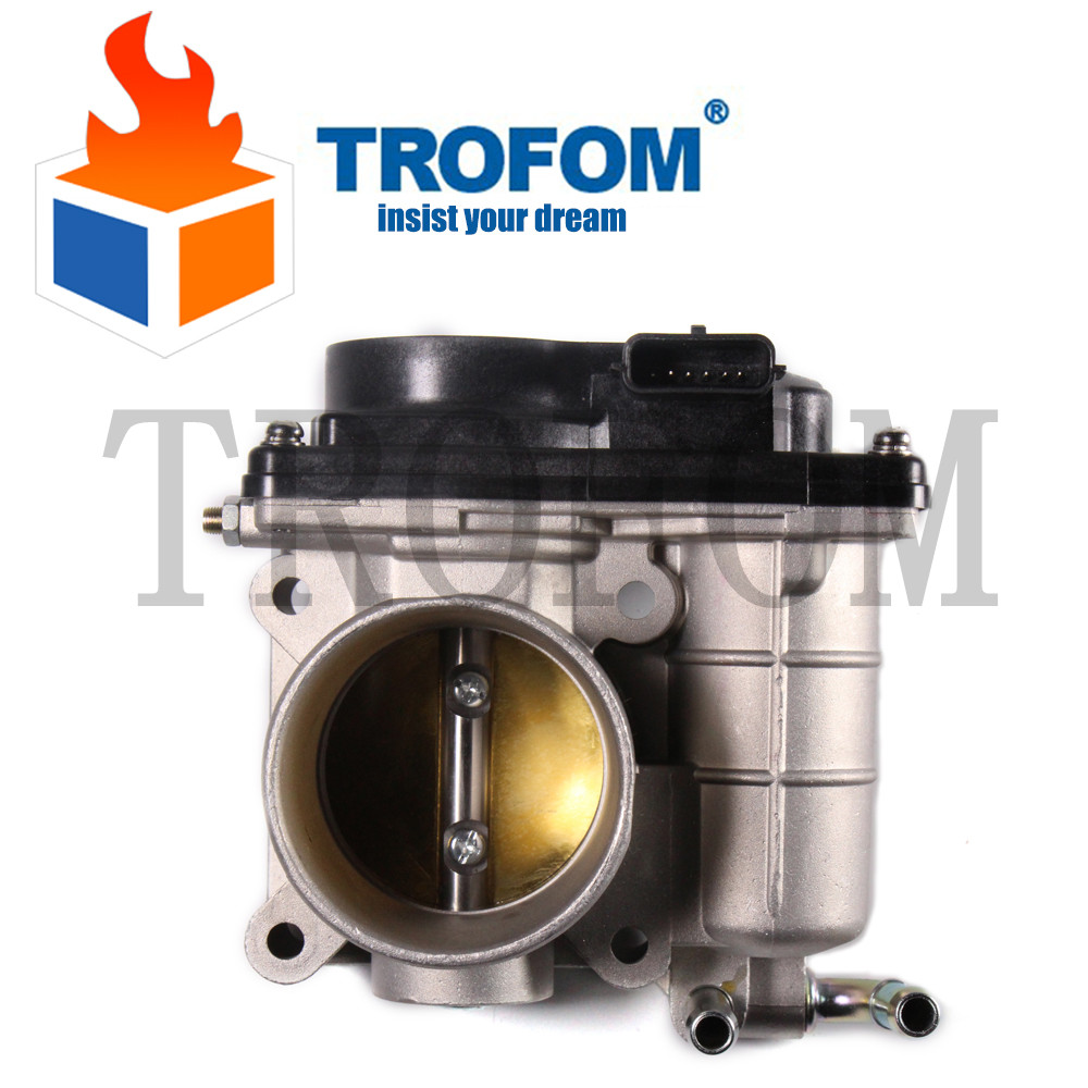 Throttle Body Assembly For NISSAN MARCH MICRA NOTE QASHQAI 16119ED000 16119ED00A 16119ED00B 16119ED00C 16119ED00E 16119-ED000