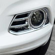 Для Ford Fusion Контур 2013 2014 ABS Хром Передняя Противотуманная Фара Крышка Противотуманные Фары Рама Автозапчастей Прессформы Отделка