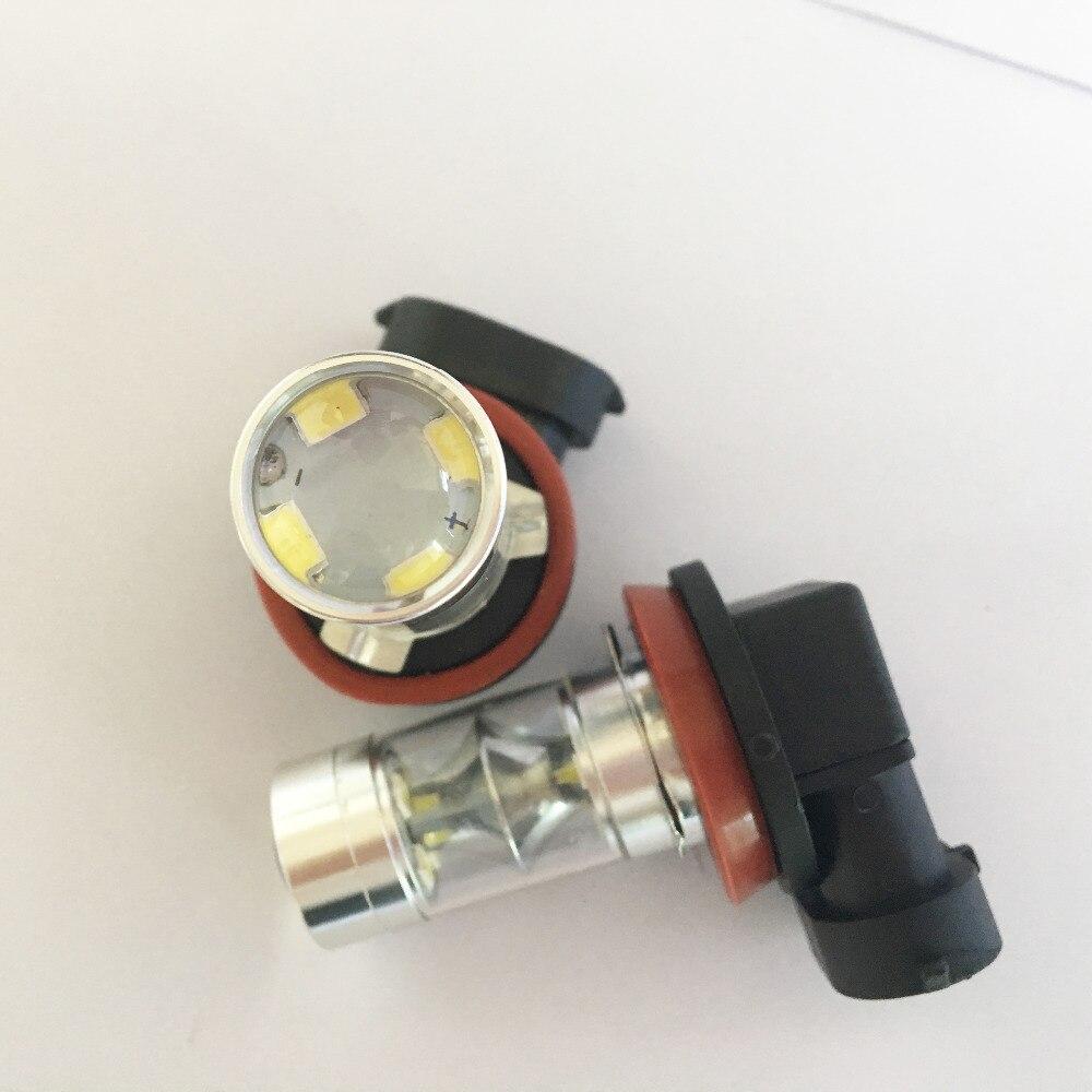 ένα ζεύγος 750LM 60W H8 H9 H11 LED Φώτα - Φώτα αυτοκινήτων - Φωτογραφία 3