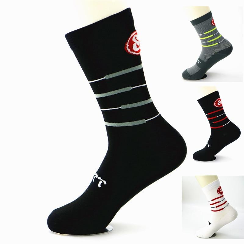 Sportsocken GemäßIgt Yf & Tt Männer Frauen Radfahren Sport Socken Atmungsaktiv Laufschuhe Basketball Klettern Wandern Camping Socken Sport Zubehör