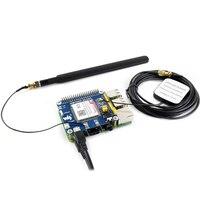 4g/3g/2g/gsm/gprs/gnss chapéu para raspberry pi zero/zero w/zero wh/2b/3b/3b +  com base em SIM7600E-H  suporte dial-up