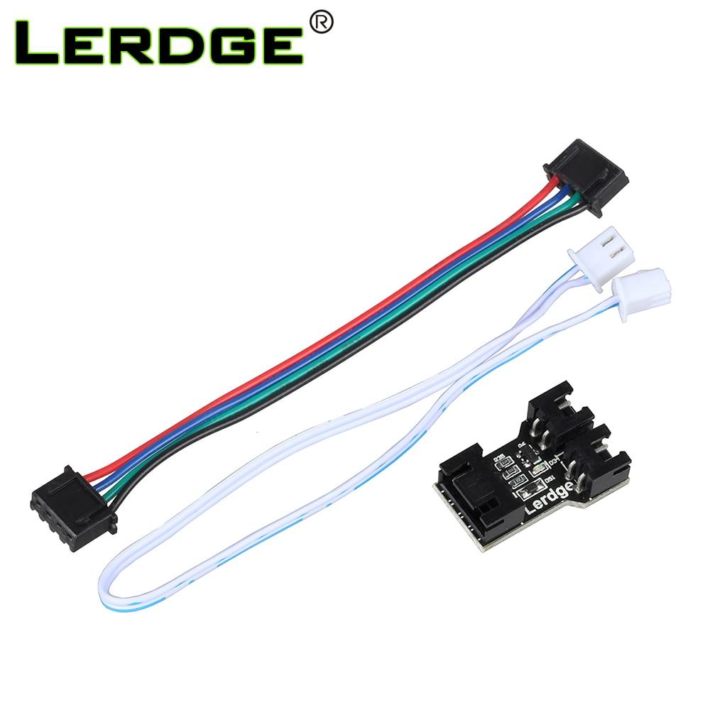 Büroelektronik Lerdge-x 3d Drucker Motherboard Heißer Bett Expansion Interface Adapter Modul Lerdge Controller Teile Warmes Lob Von Kunden Zu Gewinnen