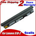 JIGU black 5200mah Laptop Battery For Lenovo IdeaPad S10-2 20027 2957 55Y9382 57Y6273 57Y6275 L09C3B11 L09S3B11 L09S6Y11