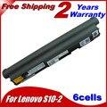 Jigu negro 5200 mah batería del ordenador portátil para lenovo ideapad s10-2 20027 2957 55y9382 57y6273 57y6275 l09c3b11 l09s3b11 l09s6y11