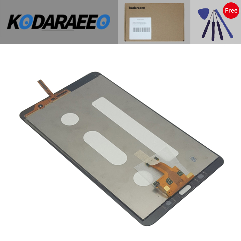 Kodaraeeo 8.4 For Samsung Galaxy Tab Pro T320 SM-T320 SM-T321 Touch Screen Digitizer +LCD Display Full Assembly 8 4 white for samsung galaxy tab pro 8 4 t325 sm t325 t321 sm t321 touch screen digitizer glass lcd display monitor assembly