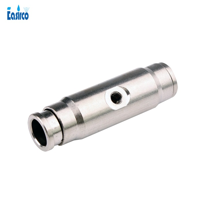 (20 stks / pak) Factory direct 6mm (OD) Snelkoppeling Slip Lock (een - Tuinbenodigdheden