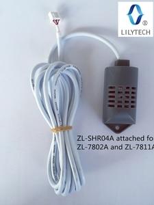 Image 4 - ZL 7816A, 12 V, טמפרטורה ולחות בקר, התרמוסטט Hygrostat, Lilytech