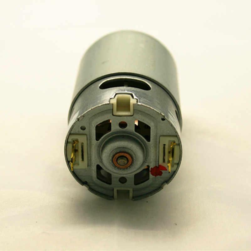 موتور RS-550VC تيار مستمر 16.8 فولت 18500 دورة في الدقيقة استبدال لبوش هيتاشي ماكيتا ميتابو ميلووكي هيلتي ريوبي كوردلسس محرك الحفر