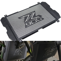 Motorcycle Radiator Grille Guard Cover Protector For Kawasaki Z900 2017 2019 2018 Z 900 Motor Accessories Tank Net Protection