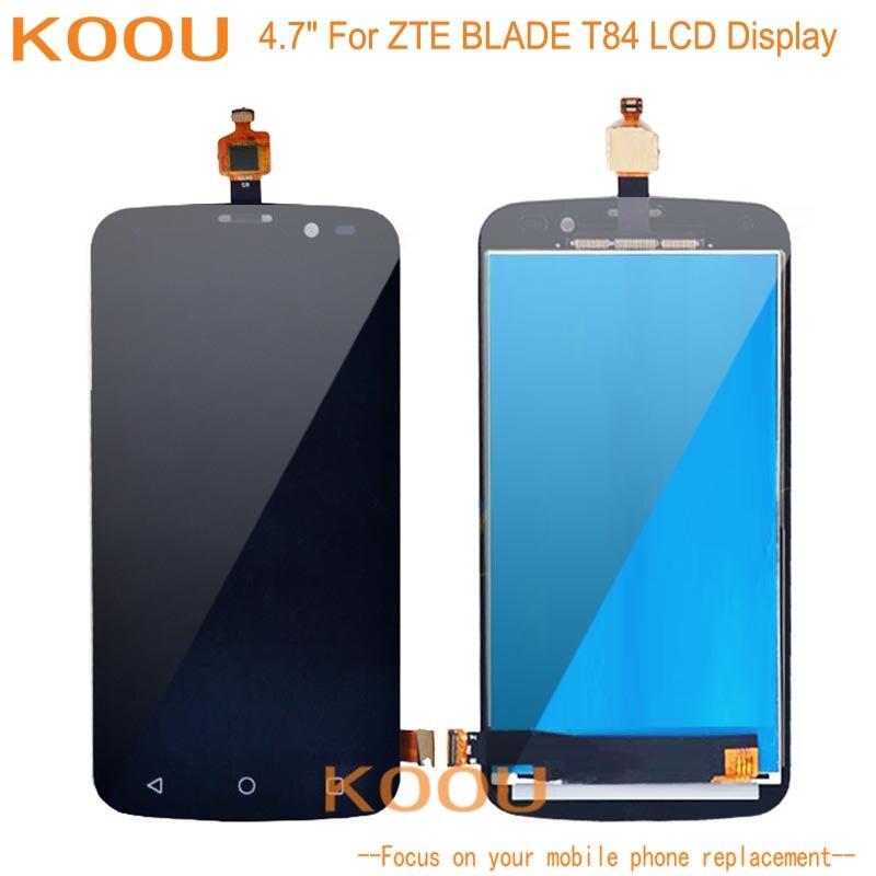 Écran LCD pour ZTE BLADE T84 écran tactile numériseur pièces de rechange accessoires pour ZTE BLADE T84