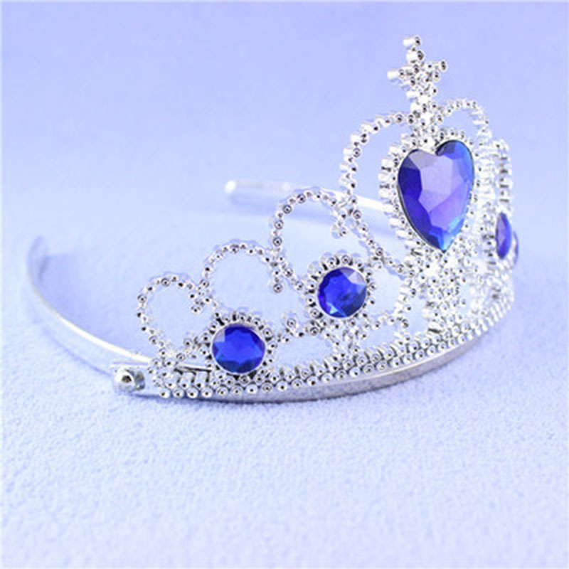 Couronne Princesse Diadème Fille Princess Girl crown Mädchen Krone Prinzessin
