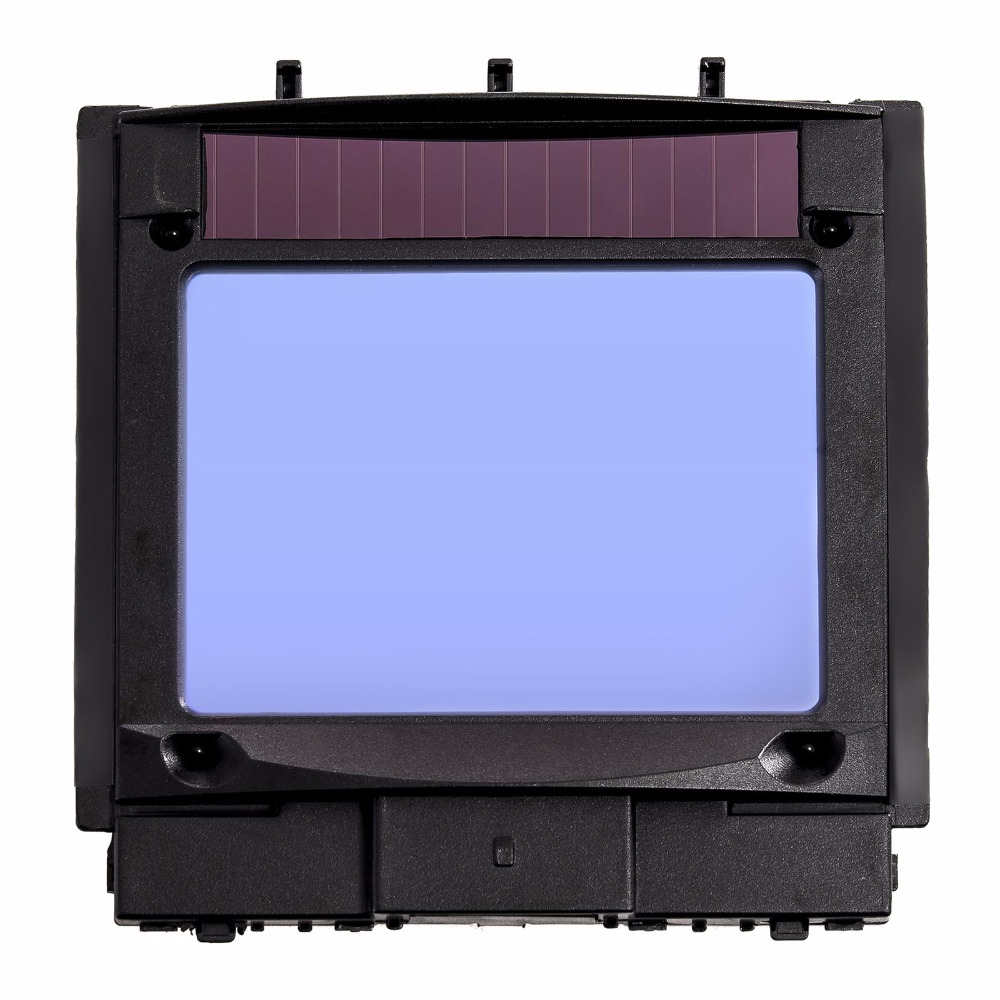 Welding Filter 100x73mm (3.94x2.87in.) Solar 4 Sensors Auto Darkening Best Optical Full Range Shade 4(3)-13 For Welding Helmets