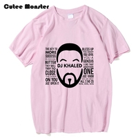 DJ Khaled Major Key To Success T Shirt Men Funny Music Star Songs Name Top Tees