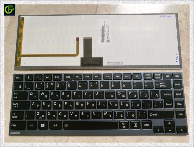 Transit Russische Tastatur russische tastatur für toshiba portege z930 z935 u838 serie ru