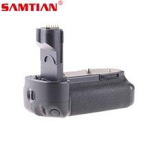 SAMTIAN Battery Grip Holder Work with BP-511/BP-511A Battery or 6 Items AA Batteries for Canon EOS 20D 30D 40D 50D DSLR Digicam
