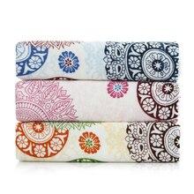 34x76 см полотенце s с цветочным принтом домашний хлопок мягкая удобная мочалка для взрослых Отель Путешествия ванная комната полотенце
