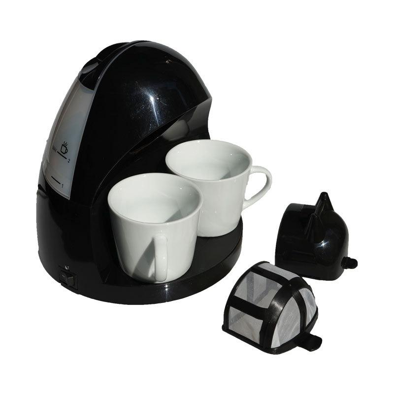 Adooll Automatic Coffee Maker with 2 Cups Espresso Coffee Machine For Home Kitchen Cafe italy espresso coffee machine semi automatic maker cup warming plate kitchen