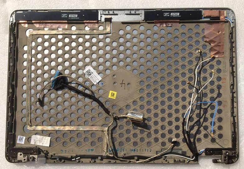 Cover untuk Dell DELL Latitude E7240 Atas LCD Tutup/Kabel Layar Engsel/WIFI Antena