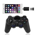 2.4 GHz Wireless Game Controller joypad Pad Mango Gamepad Joystick Con OTG Convertidor Para Windows 8/7/XP para Android 2.3