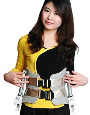 Lumbar decompression device Hui-li wang belt in space Between the waist dish outstanding home tractor bed massager утяжелитель li wang 1kg