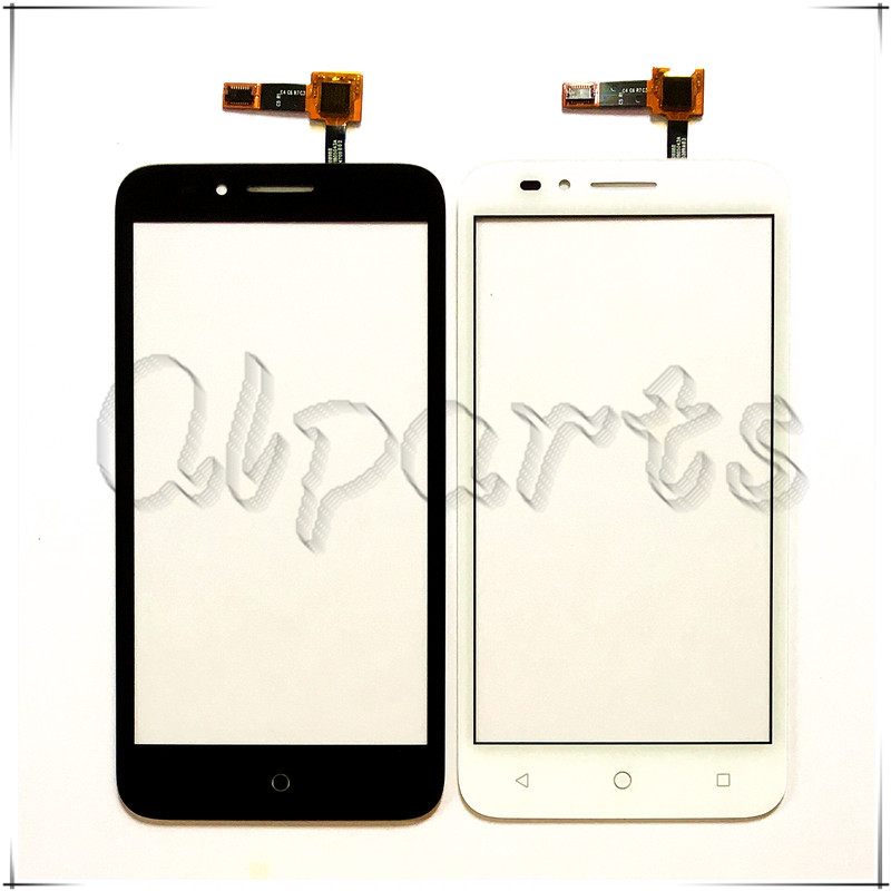 Top Quality Touchscreen For Alcatel One Touch Go Play OT7048 OT 7048 <font><b>7048X</b></font> Touch Screen Digitizer Front Glass Lens Panel Sensor image