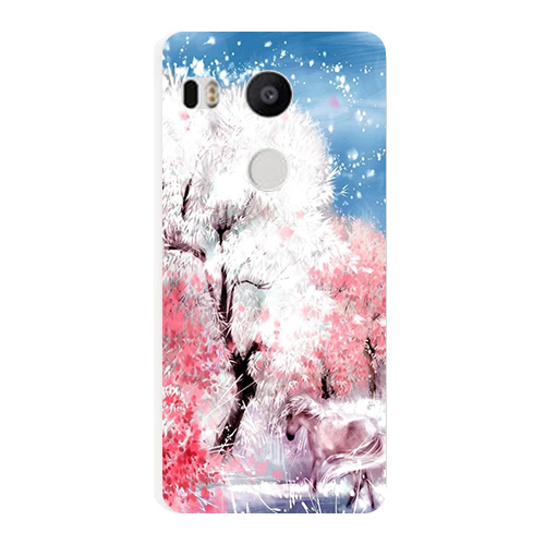 purchase cheap 6cf41 fef5b Patterned Case For LG Angler H79 Nexus 5X Google Nexus 8 Cover Flower Bear  Cat Dog Printed Butterfly Animal Plastic Phone Case