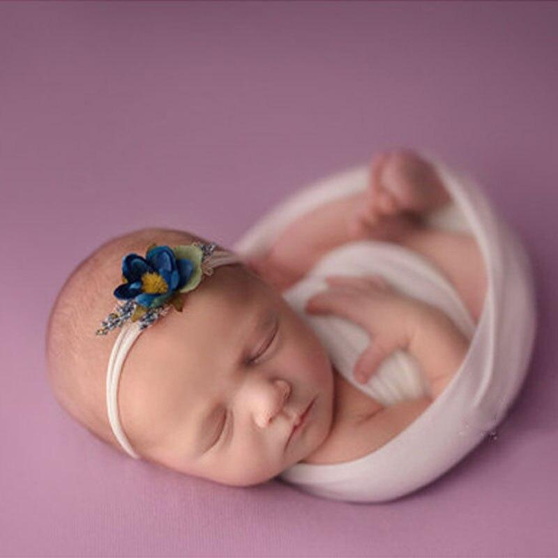 Koce dla noworodka Zdjęcie Rekwizyty tła Koc Fotografia rekwizyty - Pościel - Zdjęcie 5