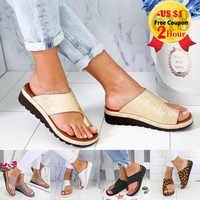 Vertvie Woman Outdoor Sandals Torridity -heel fasten Comfortable Walking Sandals for Female Beach Soft Shoes Casual New