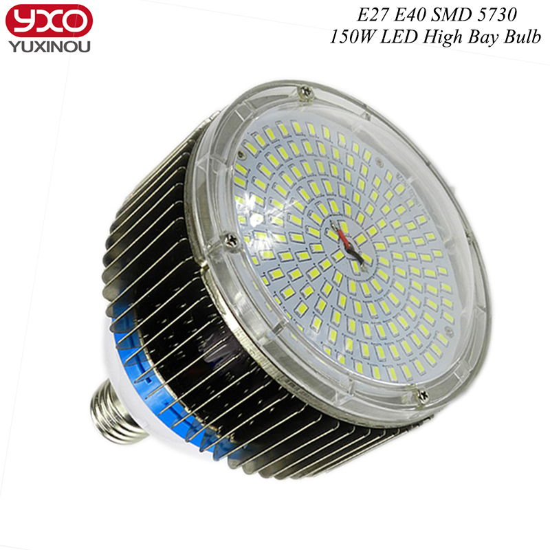 ФОТО 3pcs high power 100w 150w led high bay light 200 watt led industrial light Epistar chip 250W gas station led lights AC85~265v