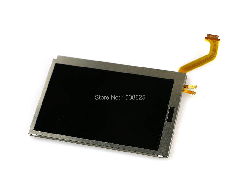 Original NEW Top Upper LCD Display Screen Replacement For Nintendo 3DS LCD Screen For 3DS LCD Screen